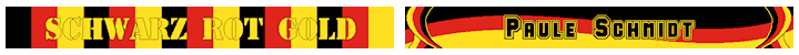Deutschland Fanschal Design 03
