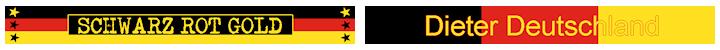 Deutschland Fanschal Design 04