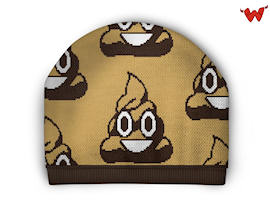 Emoji Mütze