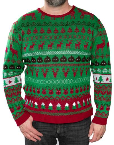 Pullover stricken lassen