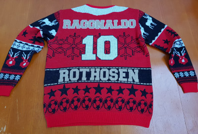 Pullover Rothosen