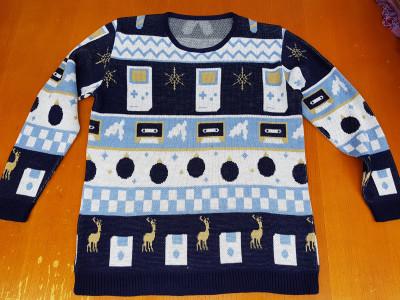 Pullover Gameboy