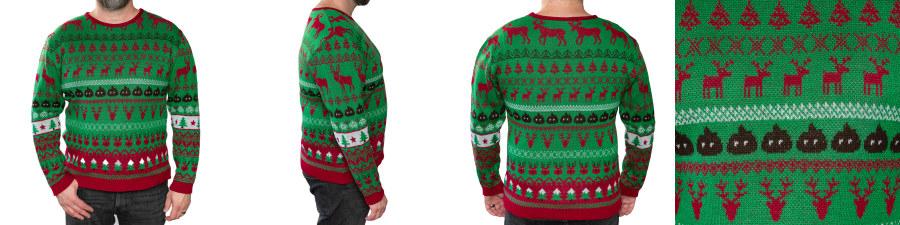 Christmas sweater selber machen