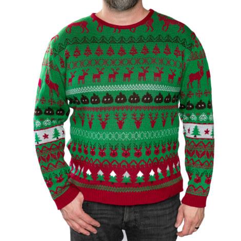 Weihnachtspullover gestalten