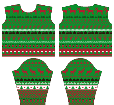 Christmas sweater design 2