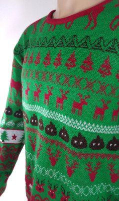 Christmas sweater design 3