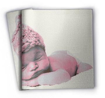 Photo blanket Baby