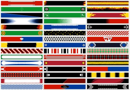 Soccer scarf designs