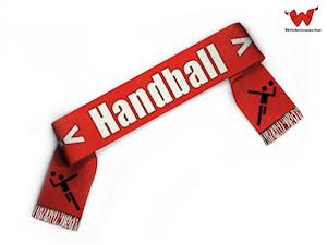 Fanschal Handball
