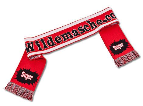 Category football scarf acrylic