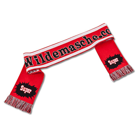 Category football scarf acrylic 1