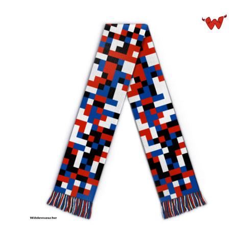 Category football scarf acrylic 2
