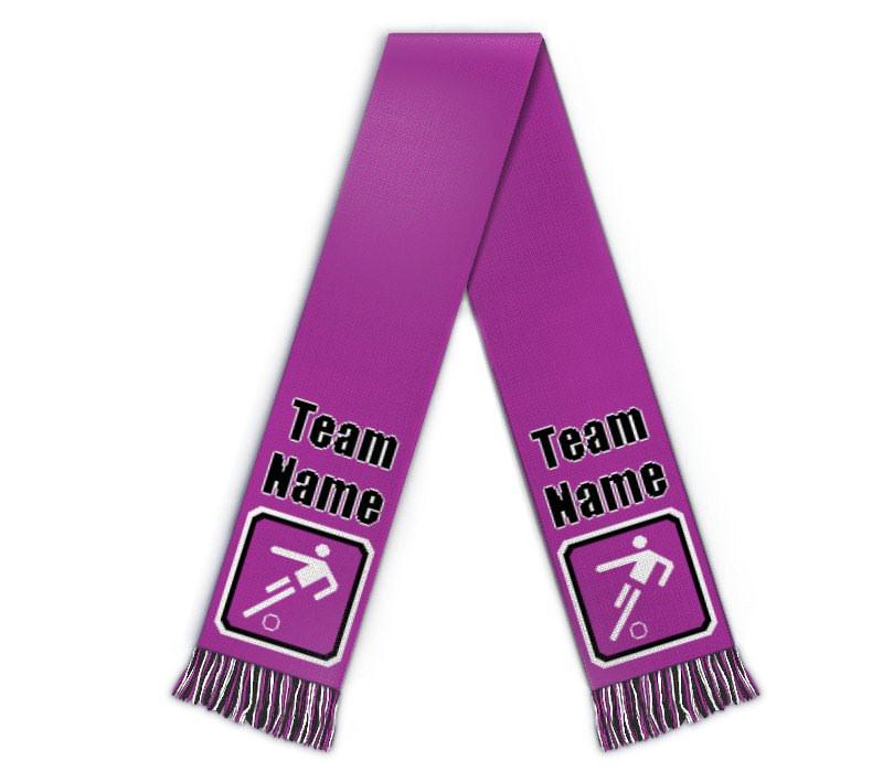 My team scarf