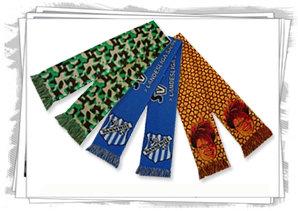 soccer scarf free samples