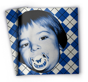Photo blanket kid
