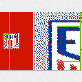 Football scarf image small large