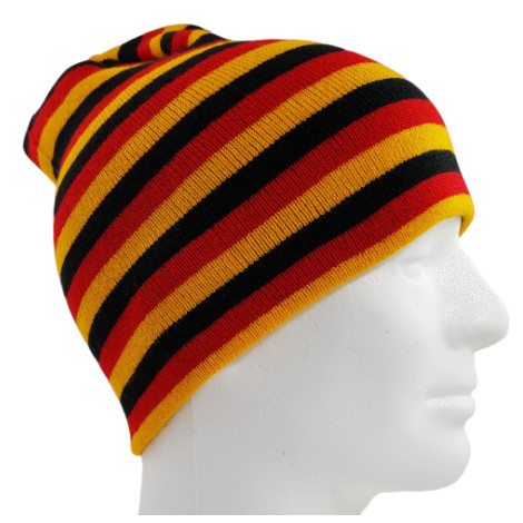 Knitted design beanie