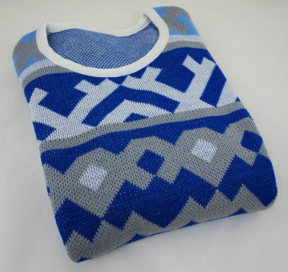 sweater scandinavian knit