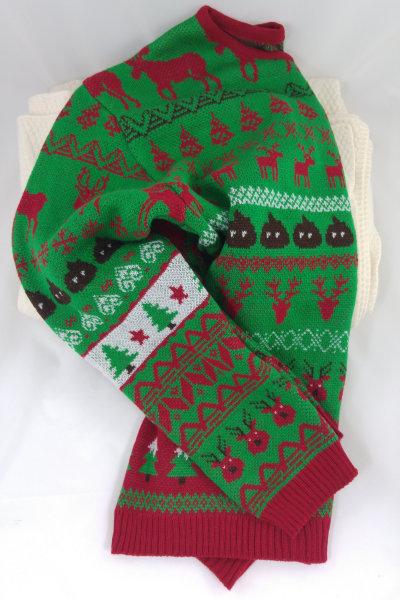 christmas jumper green - Custom Christmas Sweater