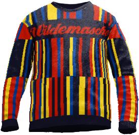 Sweater online designer preview