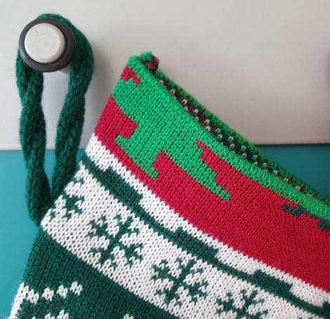 stitch christmas stockings