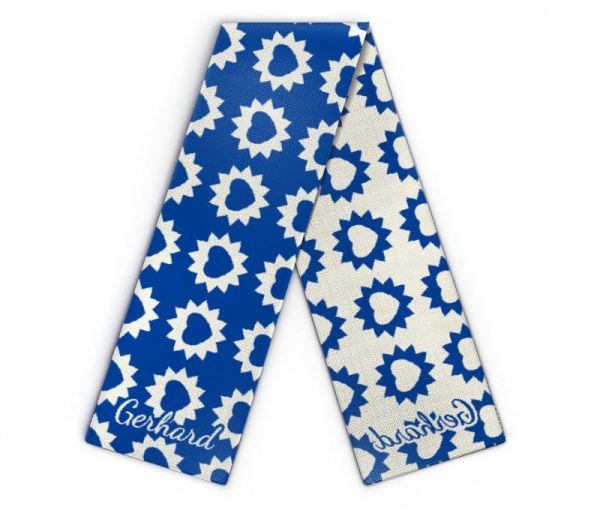 pattern Knit scarf Gerhard