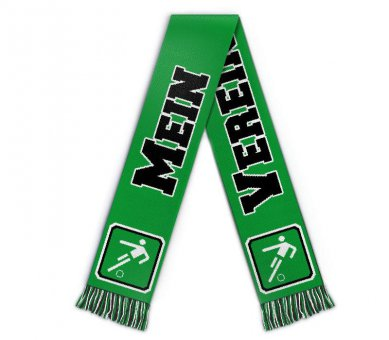 Football scarf my team