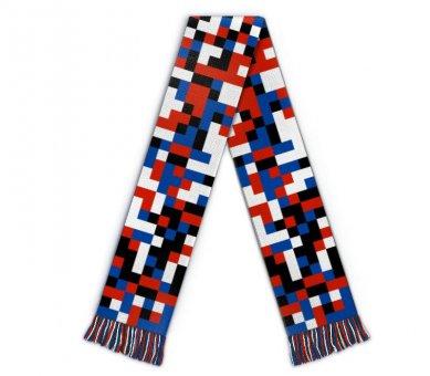 Pixel scarf