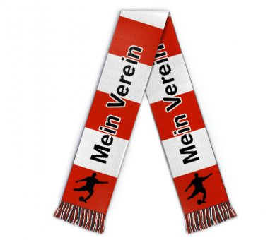 Soccer scarf my team
