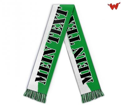 Football scarf wave