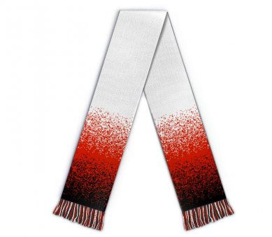 Football player scarf