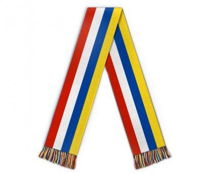 Carnival scarf