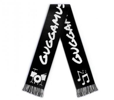 Soccer scarf Guggenmusic