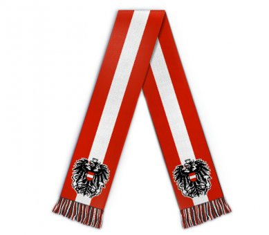 Euro Football scarf austria