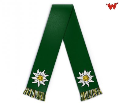 Football scarf Edelweiss