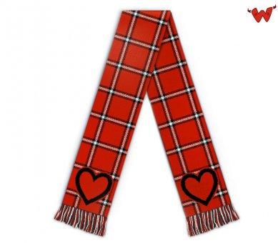 Soccer scarf Mainz merchandise