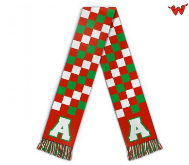 Football scarf Augsburg merchandise