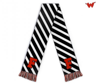 Football scarf Frankfurt merchandise