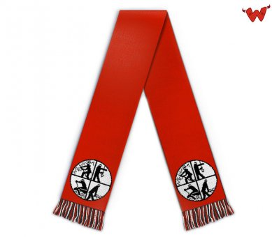 Custom scarf firefighter merchandise
