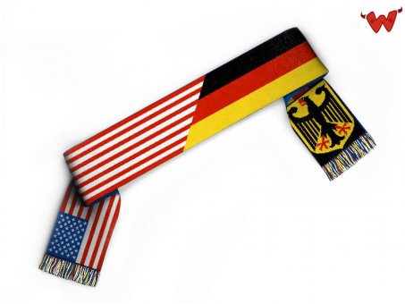 Soccer scarf USA