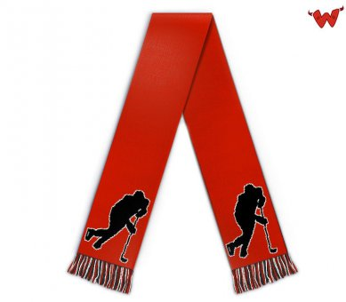 Icehockey scarf