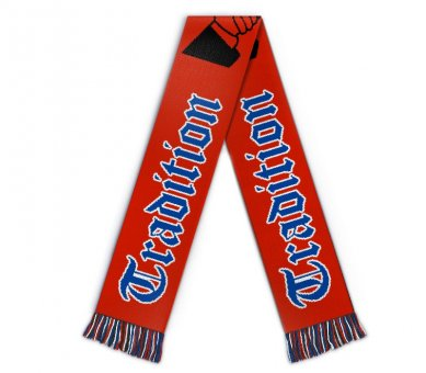 Football scarf tradition