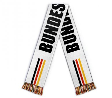 Football scarf Bundes Trainer