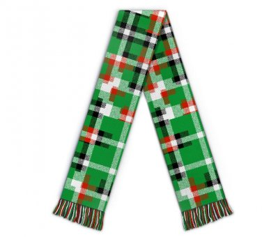 Football scarf Hannover