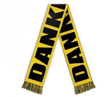 Football scarf Thank you