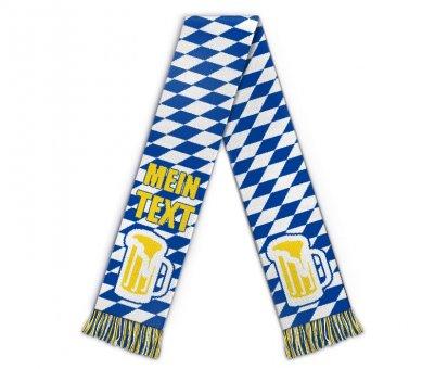Football scarf Oktoberfest