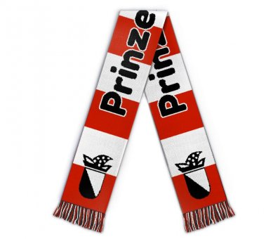 Football scarf prince guards