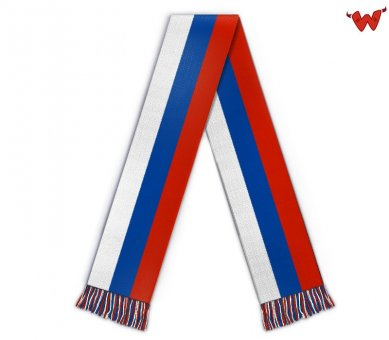 Football scarf russia