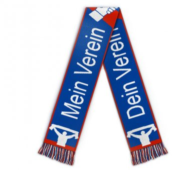 Maxi football scarf friendship