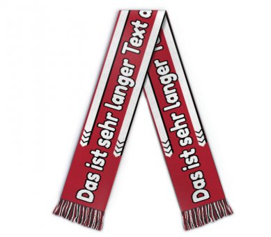 Maxi football scarf bars
